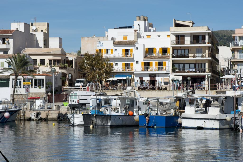 Wohnung im Zentrum von Cala Ratjada auf Mallorca. Dokumentarvideo zu sehen