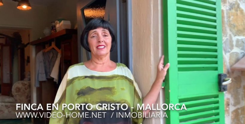 Finca rustica en Porto cristo con 5000 m de terreno y huertos. Ver video-documental
