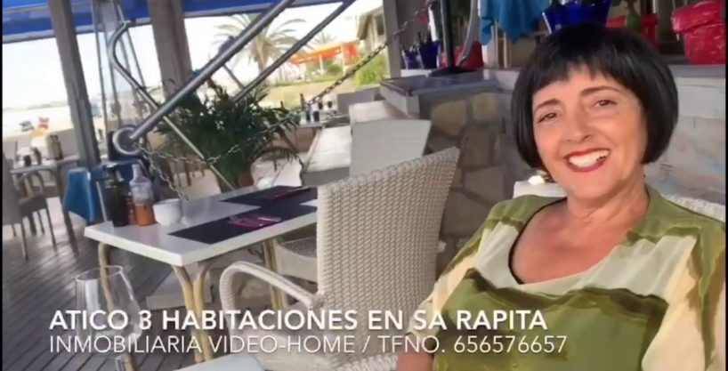 Atico Duplex en Sa Rapita , playa Es Trenc. Ver video-documental