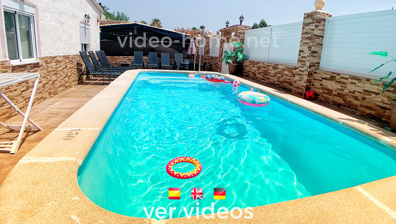 Villa with swimming pool in Port Alcudia