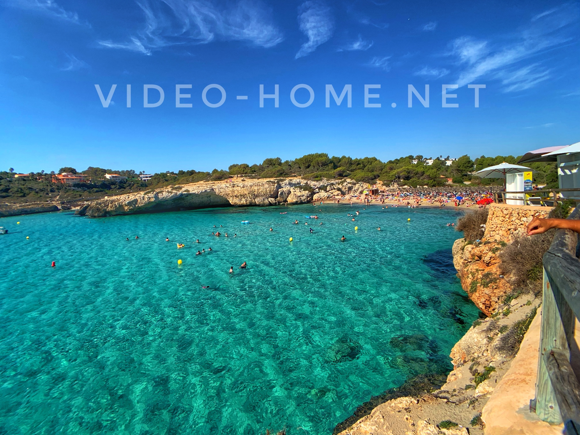 Estudio en Calas de Mallorca cerca del mar y vistas a zona verde .